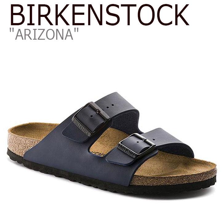 ビルケンシュトック サンダル BIRKENSTOCK メンズ ARIZONA アリゾナ BLUE ブルー 051751 シューズ 【中古】未使用品