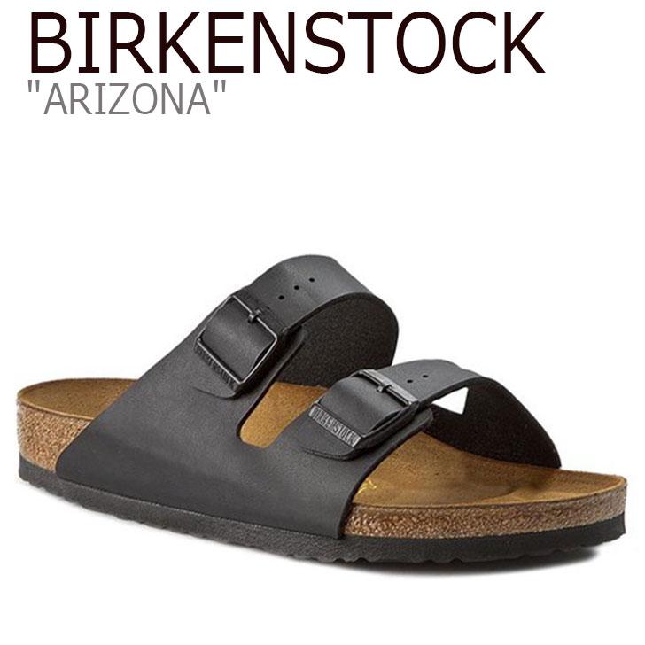 ビルケンシュトック サンダル BIRKENSTOCK メンズ ARIZONA アリゾナ BLACK ブラック 051791 シューズ 【中古】未使用品