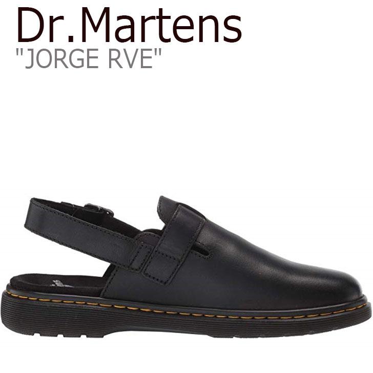 ドクターマーチン ホルヘ サンダル Dr.Martens レディース JORGE RVE WESTFIELD ジョージ リバイブ ウエストフィールド BLACK ブラック 24412001 シューズ 【中古】未使用品