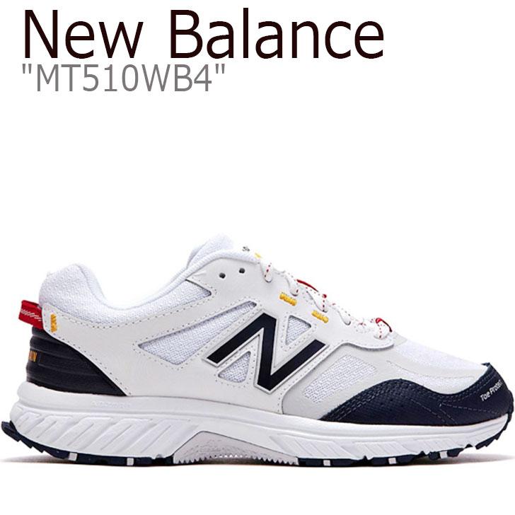 ニューバランス 510 スニーカー NEW BALANCE メンズ レディース new balance 510 ニューバランス510 WHITE ホワイト MT510WB4 FLNB9S2U50 シューズ 【中古】未使用品