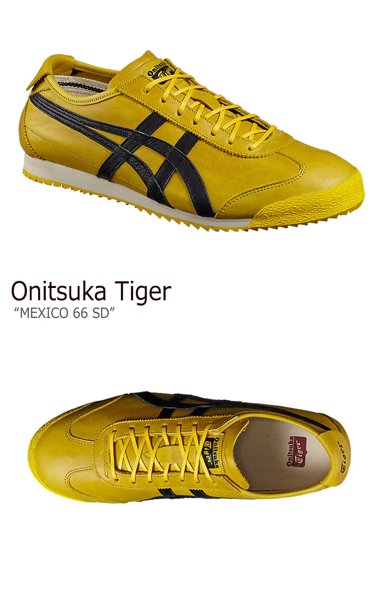 onitsuka tiger mexico 66 yellow zhavia killing me