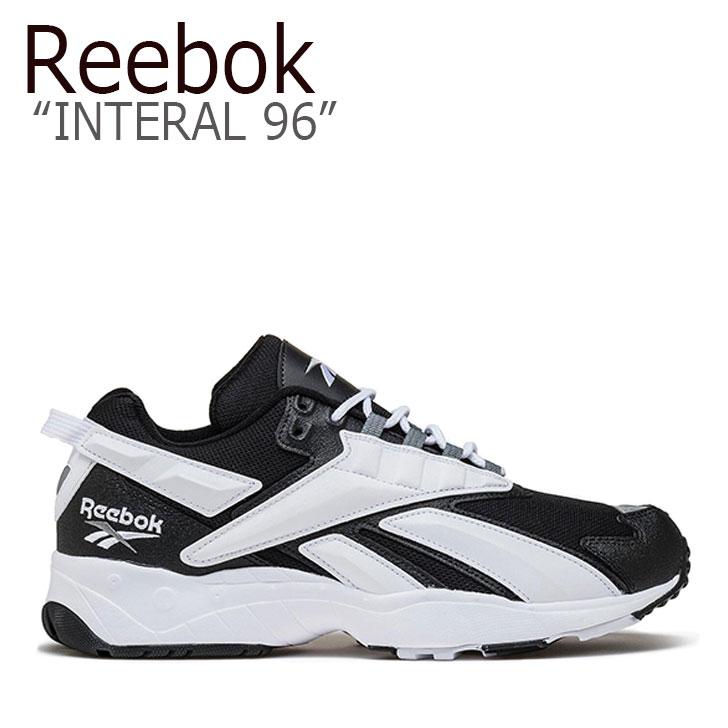 リーボック スニーカー REEBOK メンズ レディース INTERVAL 96 インターバル96 BLACK WHITE ブラック ホワイト FV5521 シューズ