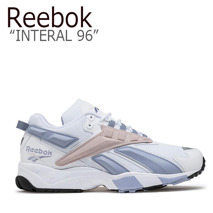 リーボック スニーカー REEBOK メンズ レディース INTERVAL 96 インターバル96 WHITE PINK ホワイト ピンク FV5522 シューズ