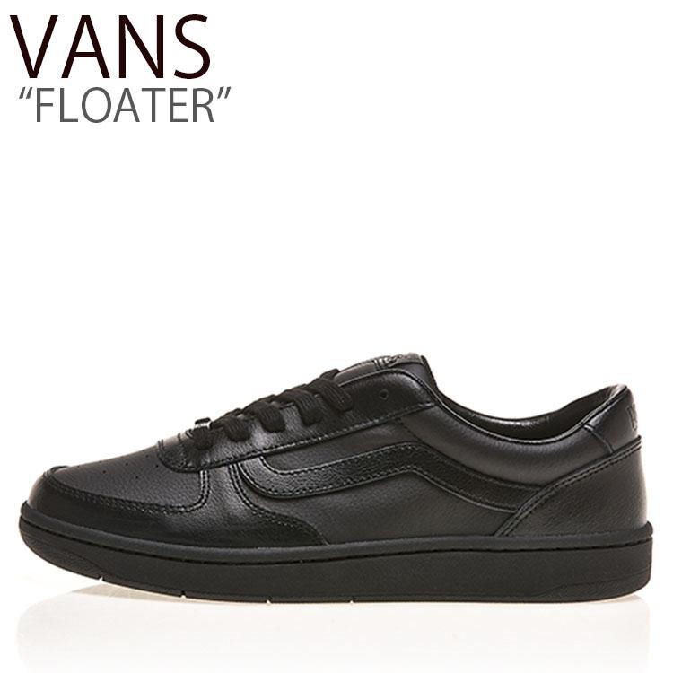 バンズ スニーカー VANS メンズ レディース FLOATER フローター BLACK ブラック V4410 シューズ