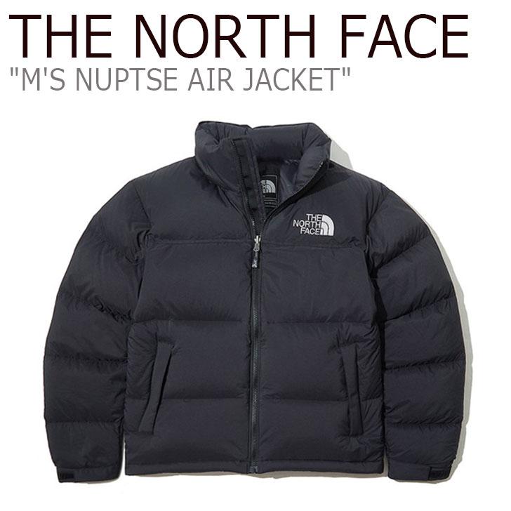 ノースフェイス ダウン THE NORTH FACE メンズ M'S NUPTSE AIR JACKET ヌプシ エアジャケット BLACK ブラック NJ1DK73A ウェア 【中古】未使用品