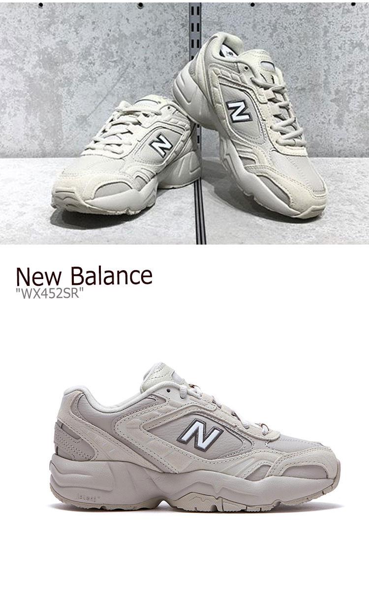 new balance 452 femme blanche