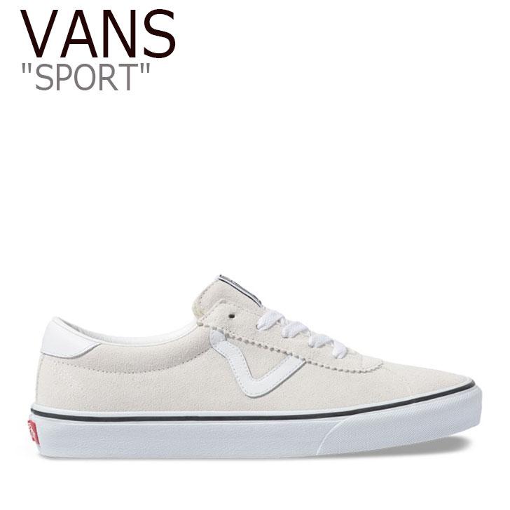 バンズ スニーカー VANS メンズ レディース SPORT スポーツ WHITE ホワイト VN0A4BU6XNH シューズ