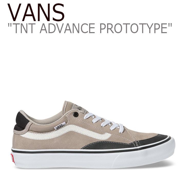 バンズ スニーカー VANS メンズ TNC ADVANCED PROTOTYPE TNC アドバンスド プロトタイプ SAND サンド VN0A3TJXSXT1 シューズ
