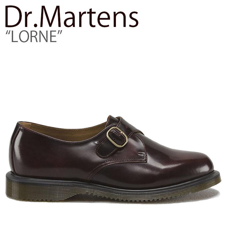 ドクターマーチン スニーカー Dr.Martens メンズ レディース LORNE ローン CHERRY RED チェリーレッド 14320602 シューズ 【中古】未使用品