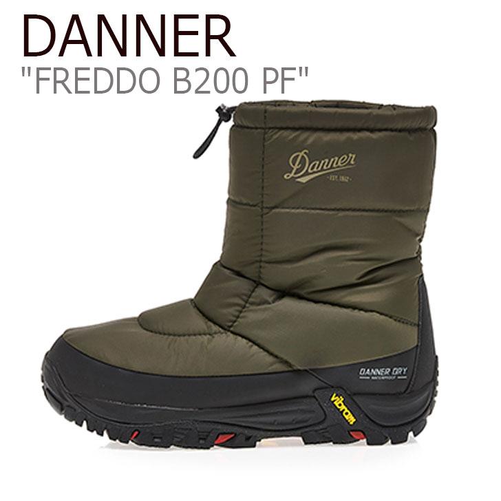 ダナー スニーカー DANNER メンズ FREDDO B200 PF フレッド B200 PF KHAKI カーキー D120034 シューズ