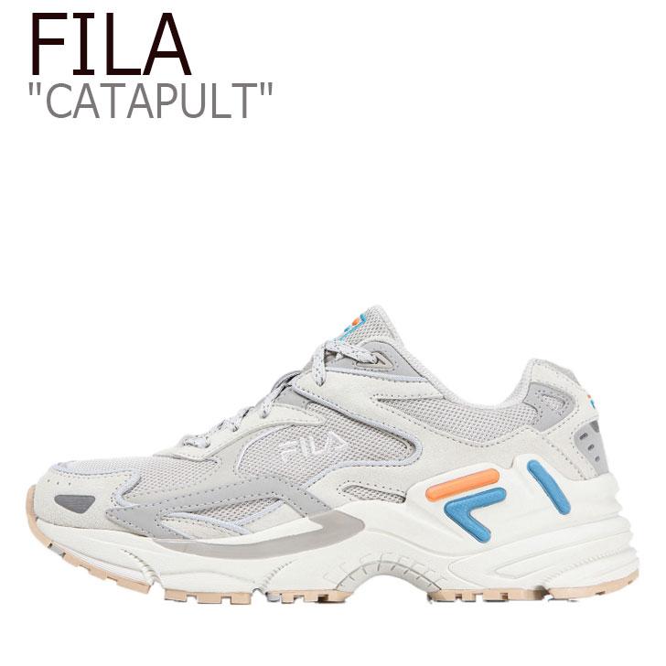 フィラ スニーカー FILA メンズ レディース CATAPULT カタパルト BEIGE ベージュ 1GM00830-920 シューズ