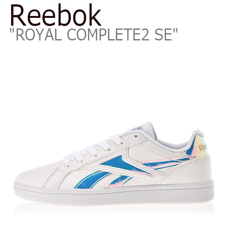 REEBOK スニーカー REEBOK ROYAL シューズ リーボック レディース RBKFU7848 COMPLETE2 FU7848 ホワイト SE リーボックロイヤルコンプリート2 エスイー WHITE
