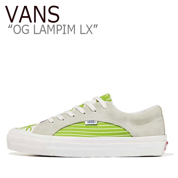 バンズ スタイル36 スニーカー VANS メンズ レディース OG LAMPIN LX OG ランピン LX LIME GREEN ライム グリーン VN0A4P3WTJ6 シューズ