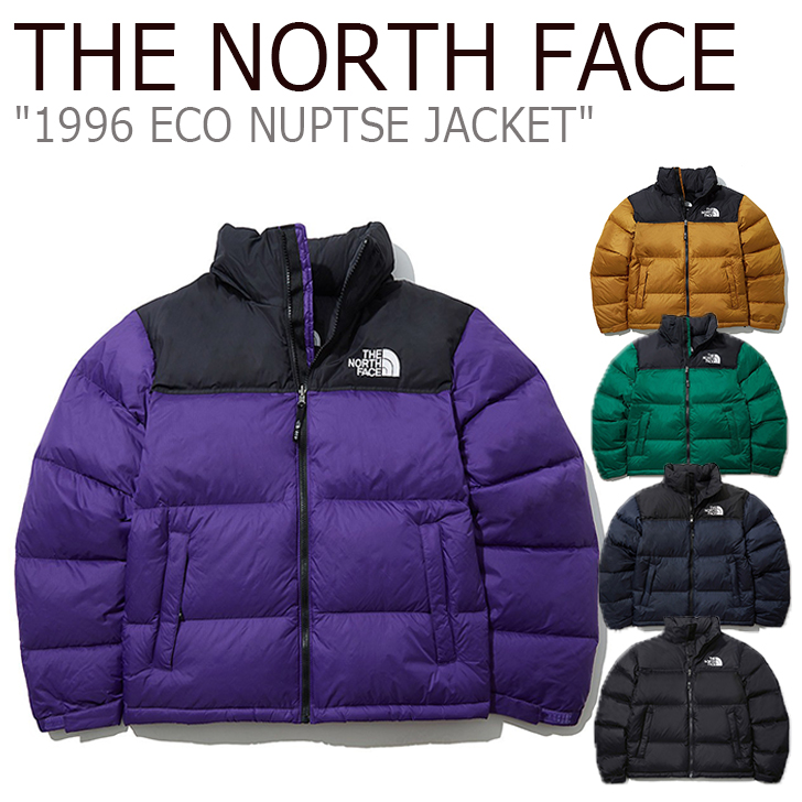 ノースフェイス ダウン THE NORTH FACE メンズ レディース 1996 ECO NUPTSE DOWN JACKET エコ ヌプシ ダウンジャケット 全7色 NJ1DL50A/B/C/D/E/F NJ1DK67B ウェア