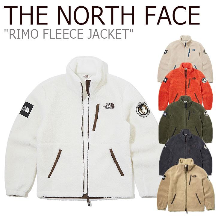 フリース ノースフェイス THE NORTH FACE メンズ レディース RIMO FLEECE JACKET リモ フリースジャケット NJ4FK51J/K/L/M/N/O NJ4FK57J/K NJ4FL01J/K/L NJ4FL50J NJ4FL52J ウェア 【中古】未使用品