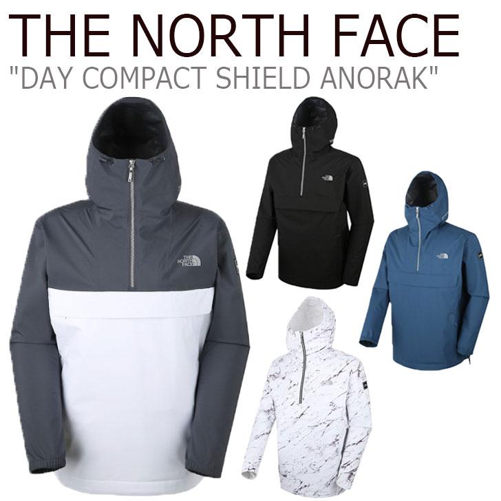 ノースフェイス ジャケット THE NORTH FACE メンズ レディース DAY COMPACT SHIELD ANORAK デー コンパクト シールド アノラック 全4色 NA2HK00A/B/C/D ウェア 【中古】未使用品