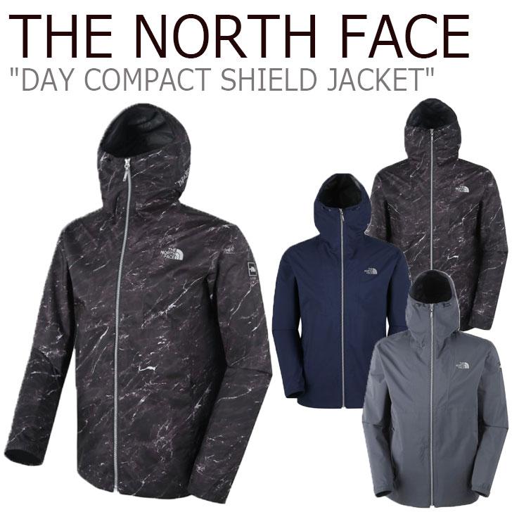 ノースフェイス ジャケット THE NORTH FACE メンズ レディース DAY COMPACT SHIELD JACKET デー コンパクト シールド ジャケット 全3色 NJ2HK03A/B/C ウェア 【中古】未使用品