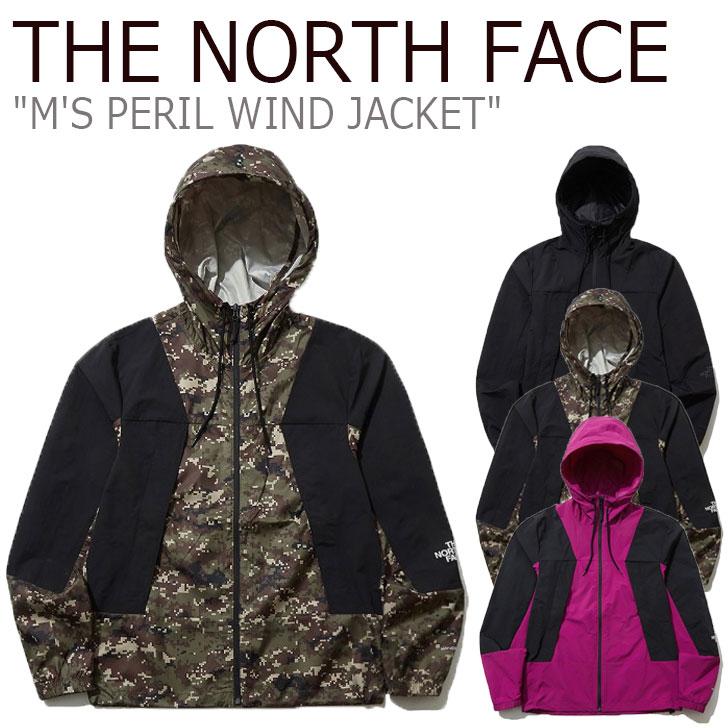 ノースフェイス ジャケット THE NORTH FACE メンズ M'S PERIL WIND JACKET ペリル ウインドジャケット 全3色 NJ3BL01A/B/C ウェア 【中古】未使用品
