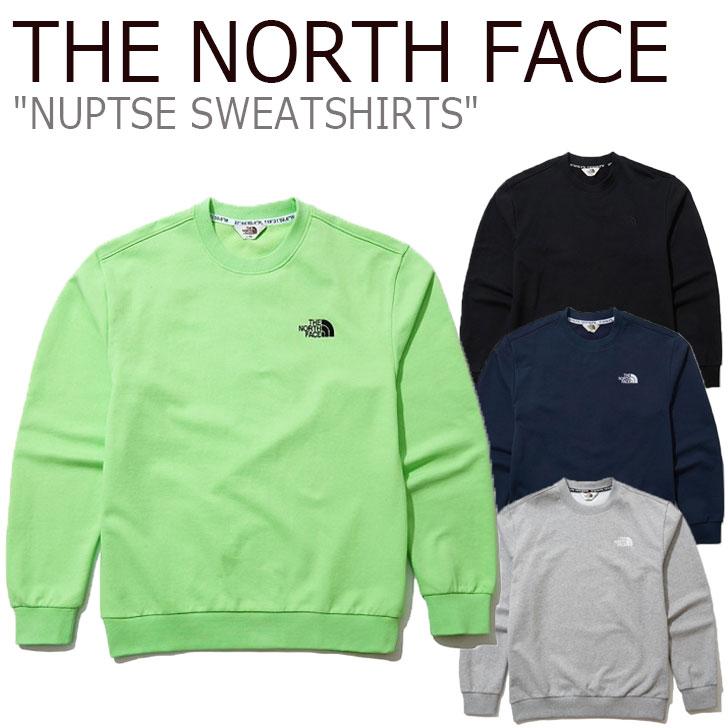 ノースフェイス トレーナー THE NORTH FACE メンズ レディース NUPTSE SWEATSHIRTS ヌプシ スウェットシャツ 全4色 NM5ML02J/K/L/M ウェア 【中古】未使用品