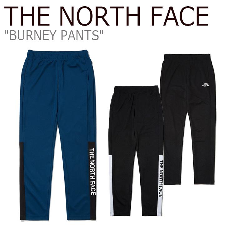ノースフェイス ジャージ THE NORTH FACE メンズ レディース BURNEY PANT バーニー パンツ DARK BLUE ダークブルー BLACK ブラック JET BLACK ジェットブラック NP6KL03J/K/L ウェア 【中古】未使用品