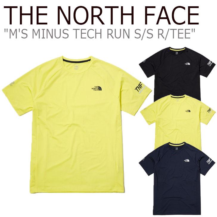 【最安値挑戦】 ノースフェイス Tシャツ THE NORTH FACE メンズ M'S MINUS TECH RUN S/S R/TEE マイナス テック ラン ショートスリーブ ラウンドTEE 全3色 NT7UL04A/B/C ウェア 【】未使用品, 呉服和装小物中村 08568b65