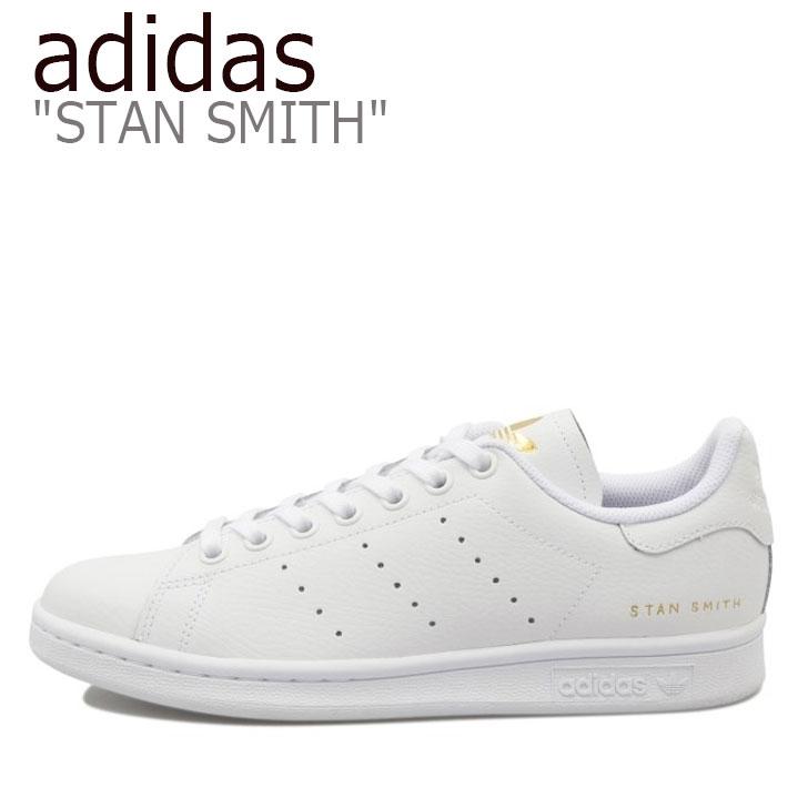 アディダス スタンスミス スニーカー adidas メンズ レディース STAN SMITH スタン スミス WHITE ホワイト FU9193 シューズ 【中古】未使用品