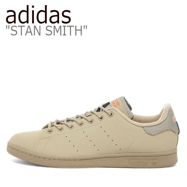 アディダス スタンスミス スニーカー adidas メンズ レディース STAN SMITH スタン スミス BEIGE ベージュ FV4649 シューズ 【中古】未使用品
