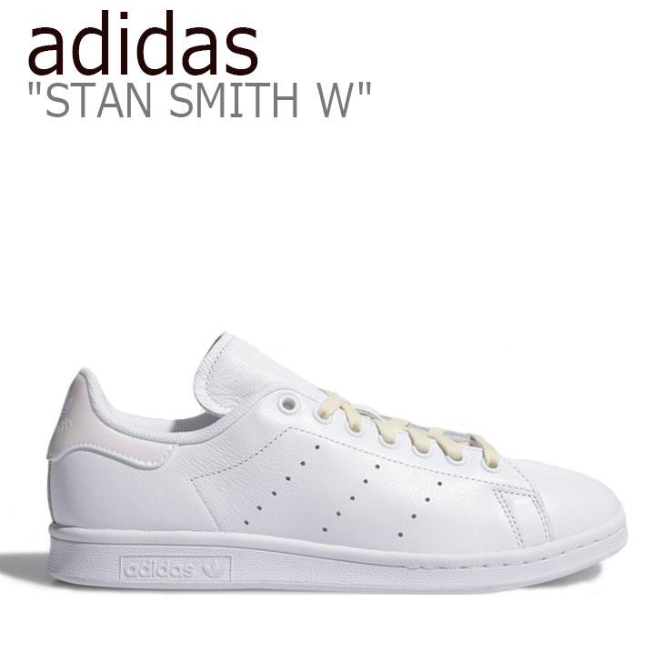 アディダス スタンスミス スニーカー adidas メンズ レディース STAN SMITH スタン スミス WHITE ホワイト FW8494 シューズ 【中古】未使用品