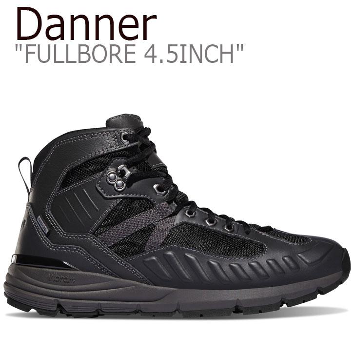 ダナー スニーカー DANNER メンズ FULLBORE 4.5INCH フルボア 4.5インチ GUNMETAL GRAY ガンメタル グレー 20513 シューズ