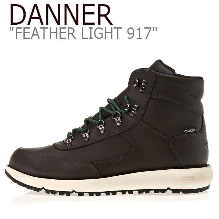 ダナー スニーカー DANNER メンズ FEATHER LIGHT 917 フェザー ライト 917 DARK BROWN ダーク ブラウン 34451 シューズ