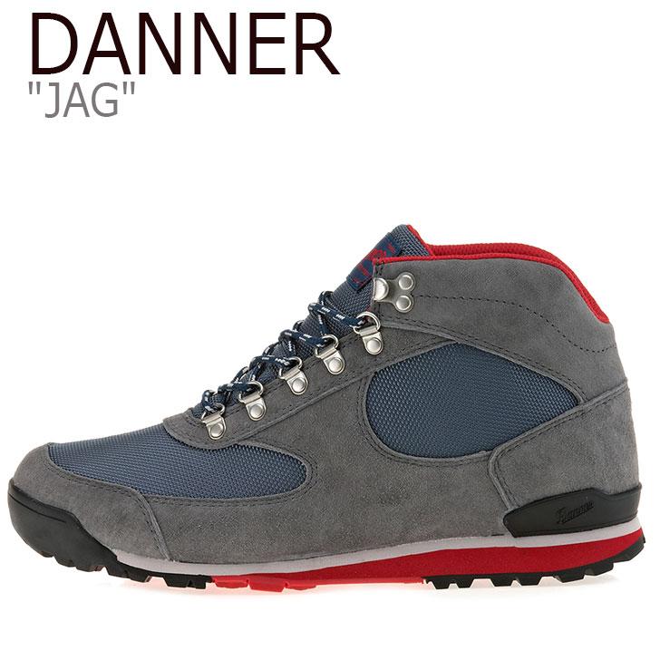 ダナー スニーカー DANNER メンズ JAG ジャグ STEEL GRAY スチール グレー BLUE WING TEAL ブルー ウィング ティール 37352 シューズ