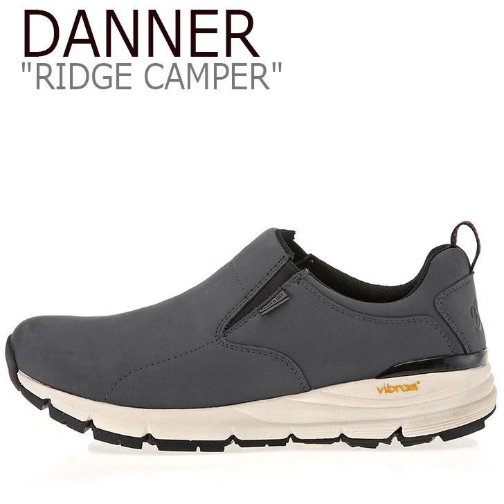 ダナー スニーカー DANNER メンズ RIDGE CAMPER リッジ キャンパー GRAY グレー D123260 シューズ