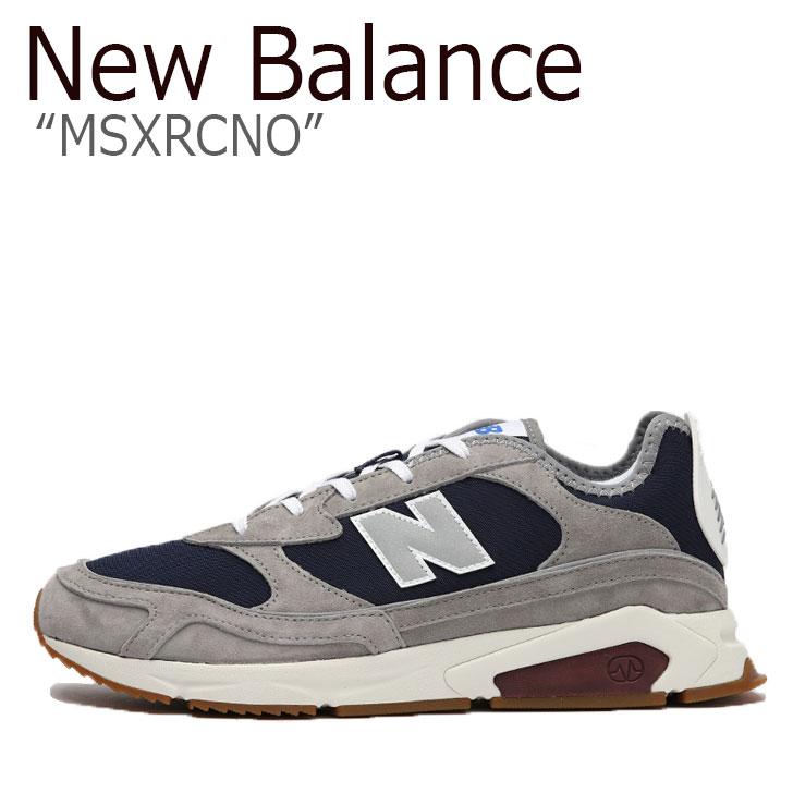 ニューバランス スニーカー New Balance メンズ new balance GRAY グレー NBPDAS114G MSXRCNO シューズ 【中古】未使用品