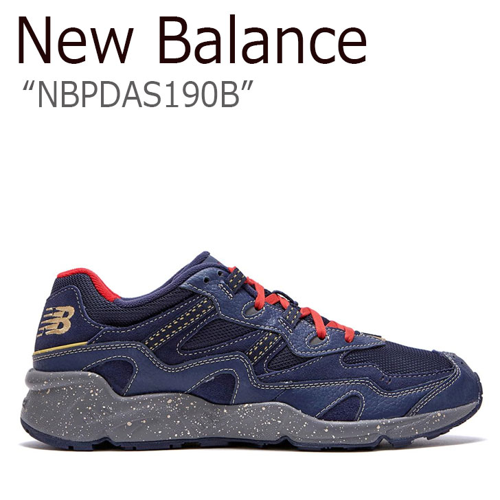 ニューバランス 850 スニーカー New Balance メンズ new balance 850 INSPIRE THE DREAM インスパイア ザ ドリーム BLACK ブラック NBPDAS190B シューズ 【中古】未使用品