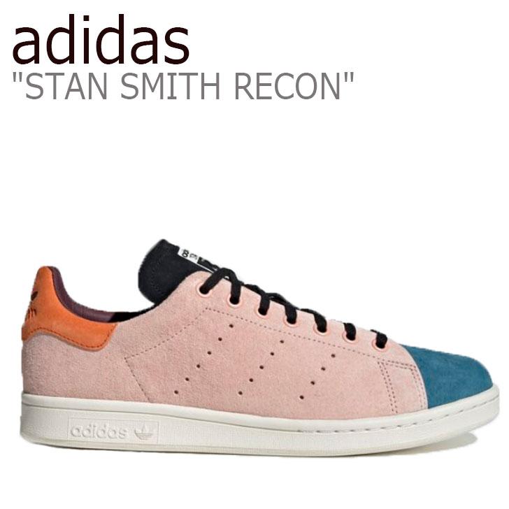 アディダス スタンスミス スニーカー adidas メンズ レディース STAN SMITH RECON スタン スミス リーコン MULTI マルチ EF4974 シューズ 【中古】未使用品