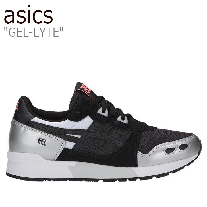 アシックス スニーカー asics メンズ レディース GEL-LYTE ゲルライト BLACK ブラック 1192A086-001 シューズ