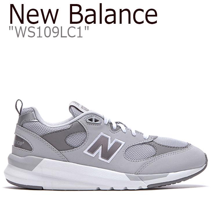 ニューバランス 109 スニーカー New Balance レディース WS 109 LC1 new balance 109 GREY グレー FLNBAA1W33 WS109LC1 シューズ 【中古】未使用品