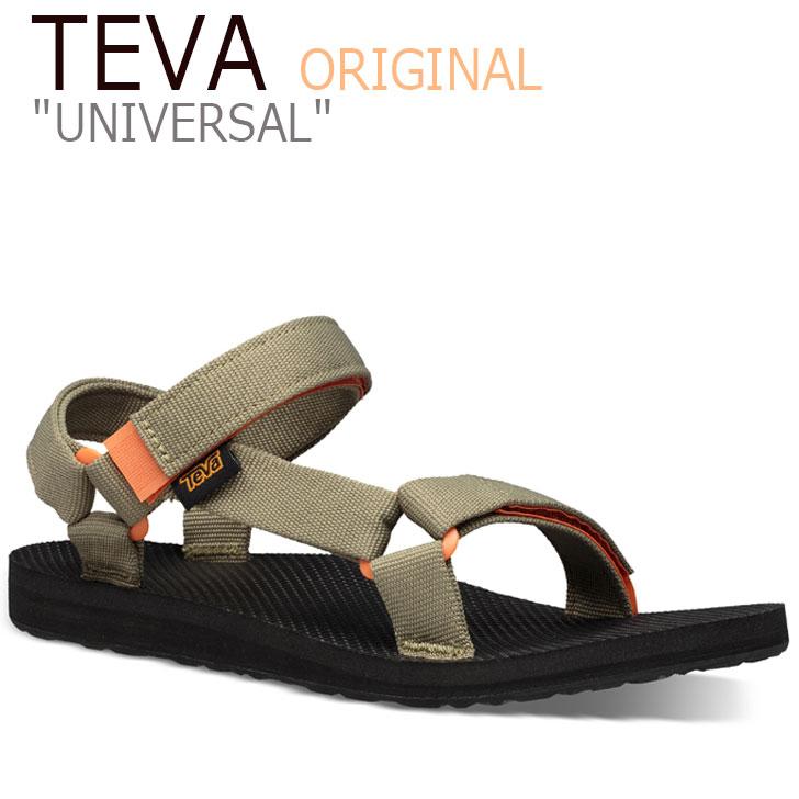 テバ ユニバーサル サンダル TEVA レディース ORIGINAL UNIVERSAL オリジナル ユニバーサル BURNT OLIVE バーントオリーブ 1003987-BOJO シューズ