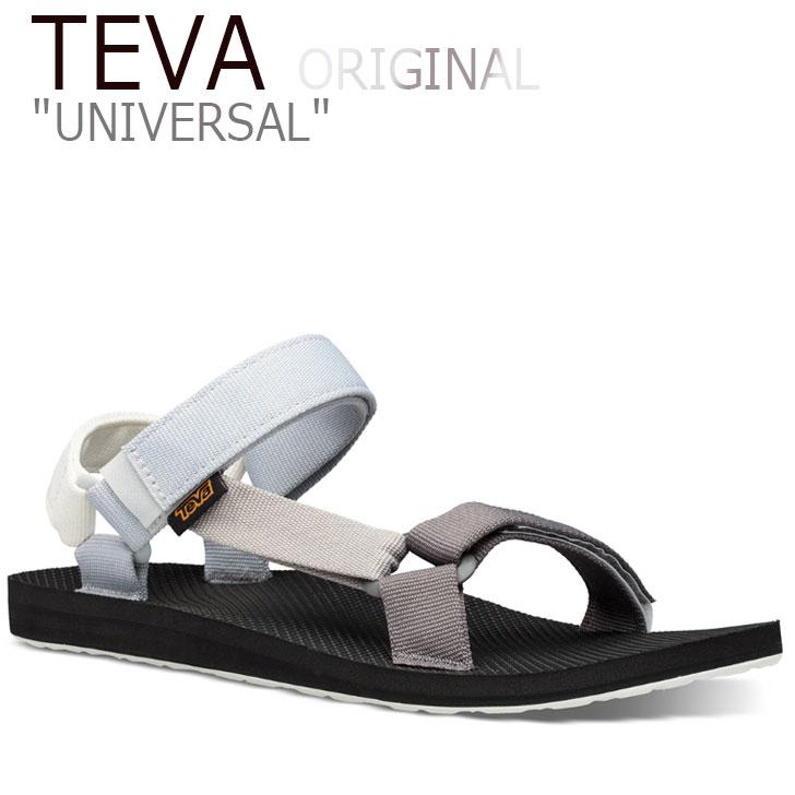 テバ ユニバーサル サンダル TEVA メンズ ORIGINAL UNIVERSAL オリジナル ユニバーサル GREY MULTI グレー マルチ 1004006-GRYM シューズ