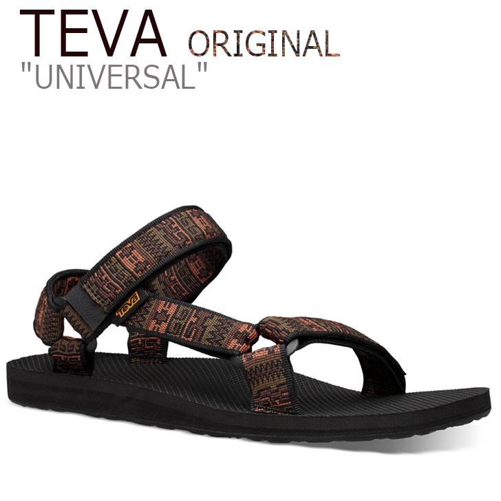 テバ ユニバーサル サンダル TEVA メンズ ORIGINAL UNIVERSAL オリジナル ユニバーサル POTTERY OLIVE MULTI ポタリーオリーブ マルチ 1004006-POML シューズ