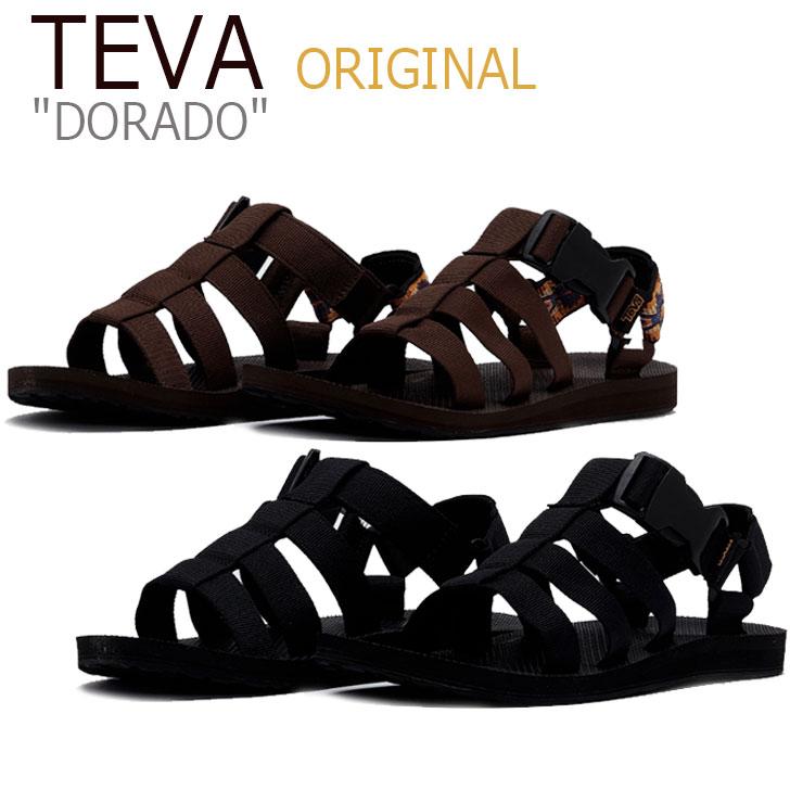 テバ サンダル TEVA メンズ ORIGINAL DORADO オリジナル ドラド BLACK ブラック CANYON キャニオン 1110640-BLK 1110640-CTCN シューズ