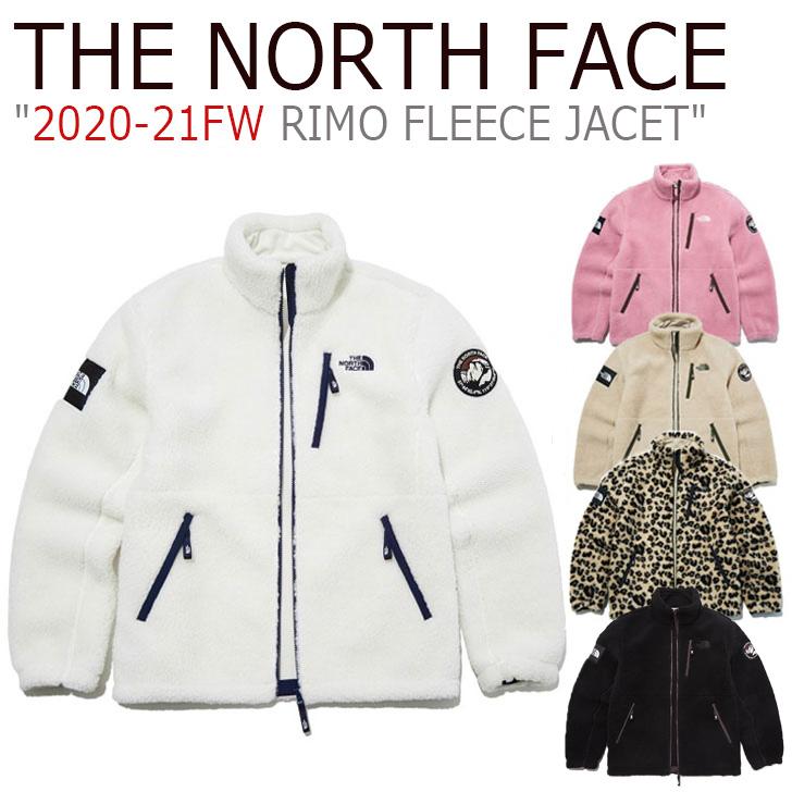 フリース ノースフェイス THE NORTH FACE メンズ レディース RIMO FLEECE JACKET リモ フリースジャケット 全4色 NJ4FL55J/K/L/N ウェア 【中古】未使用品