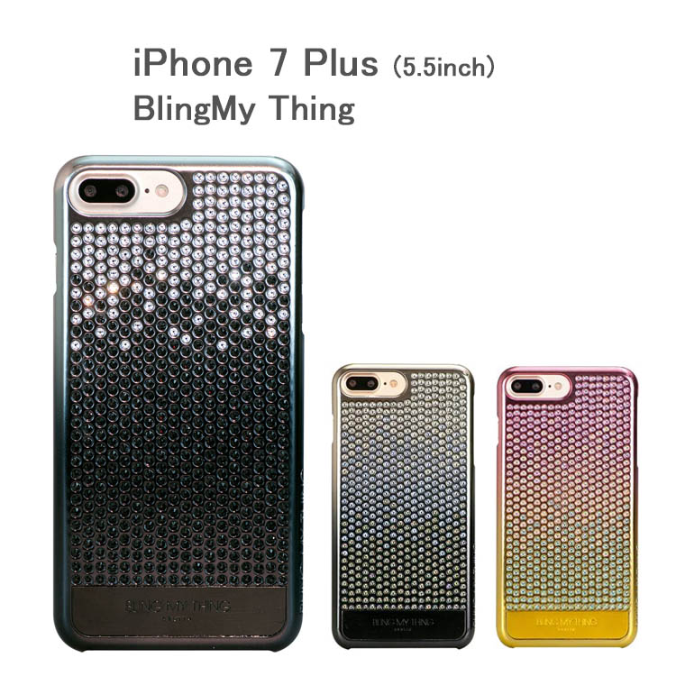 お取り寄せ iPhone8 Plus iPhone7 Plus ケース カバー BlingMy Thing Cascade Brilliant ケース カバー for iPhone 7 Plus アイフォン7 Plus アイフォーン7 Plus ケースカバー