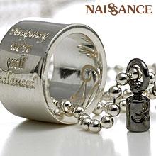 【NAISSANCE】【送料無料】ブラックの分銅が重りとなってバランスを保つ!balance(天秤)メンズシルバーペンダント PA-15 プレゼント 母の日 ギフト
