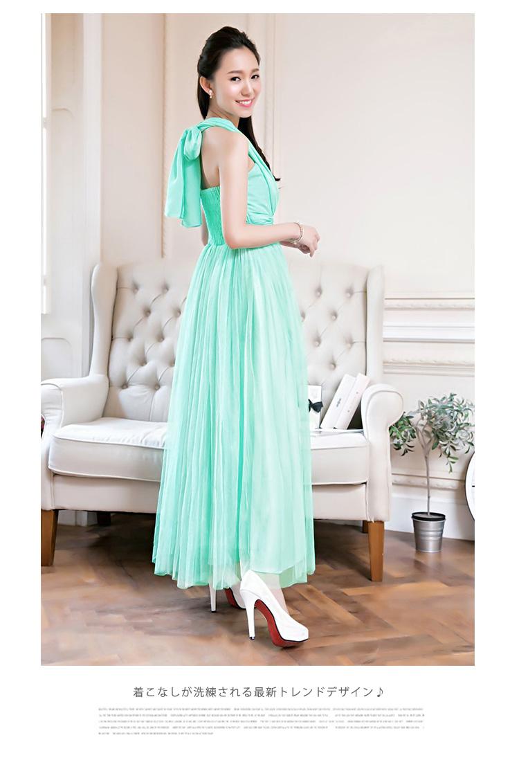 DressStar | Rakuten Global Market: Wedding ceremony dress long dress ...