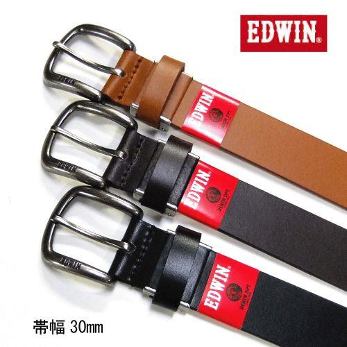 人気のEDWINのベーシックレザーベルトです 全3色 本革 牛革 EDWIN ベーシックレザーベルト メンズ ビジネス 高額売筋 3センチ 3.0cm 仕事 カジュアル ブラック 20代 シンプル 誕生日プレゼント 国産品 レディース 40代 ブラウン ユニセックス 30代 クリスマス おしゃれ かっこいい