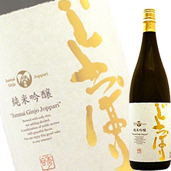 (単品) 六花酒造 純米吟醸 じょっぱり 1.8L瓶 (清酒) (日本酒) (青森)