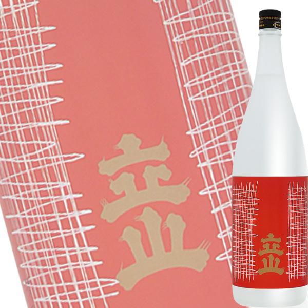 送料別:6本まで同梱可能 有名な 単品 立山酒造 吟醸 春の新作 立山 富山 日本酒 1.8L瓶 清酒