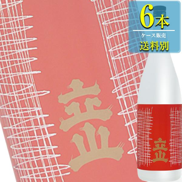 立山酒造 吟醸 立山 1800ml瓶 x6本ケース販売 (清酒) (日本酒) (富山)