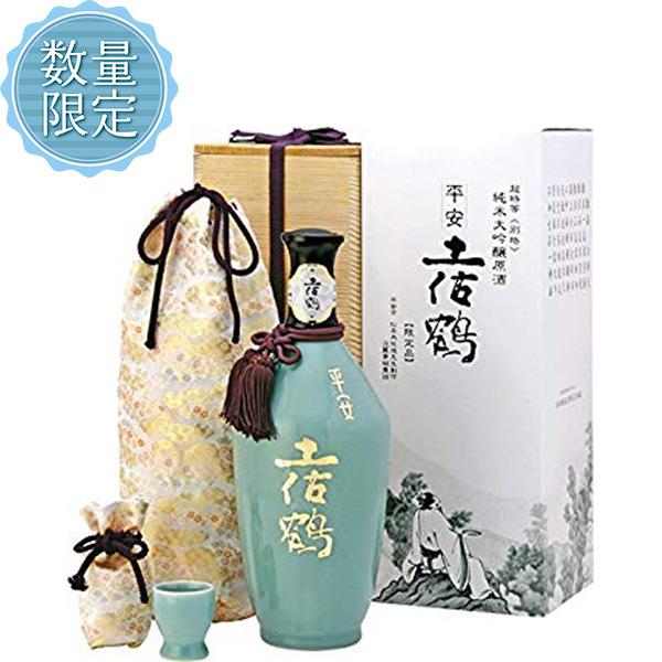 (単品) 土佐鶴酒造 別格純米大吟醸原酒 平安 1,450ml瓶 (清酒) (日本酒) (高知)